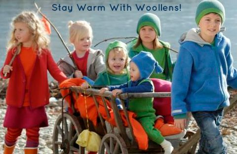 Merino Wool Clothes for Kids